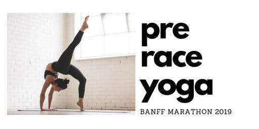lululemon presents:                           Banff Marathon Yoga