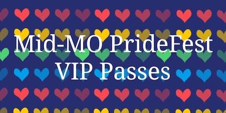 Mid-MO PrideFest VIP tickets