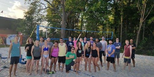 LKN Crew's Summer Sand Volleyball Leagues