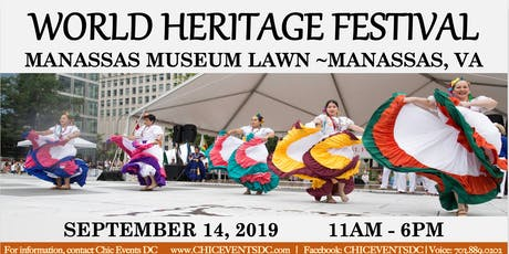 World Heritage Festival ~ Manassas, VA tickets