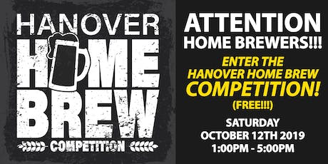 Hanover Home Brewers Competition tickets