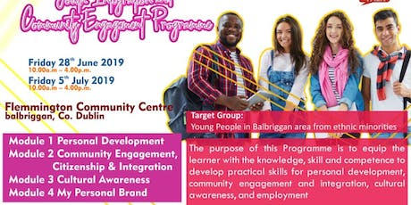 Youth Integration and Community Engagement Programme tickets