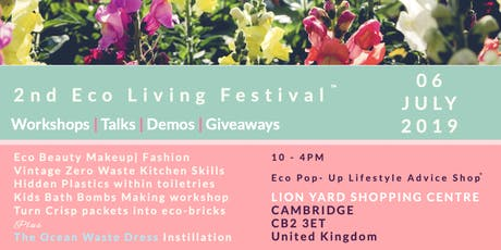 Eco Living Festival - KIDS LUSH BUBBLE BAR WORKSHOP tickets