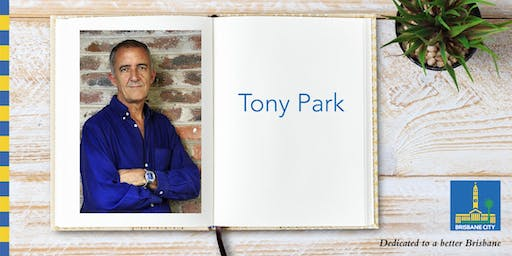 Meet Tony Park - Carindale Library