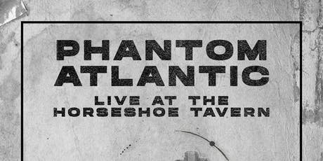 Phantom Atlantic w/ Excuse Me, Jackie, & The Human Drive tickets