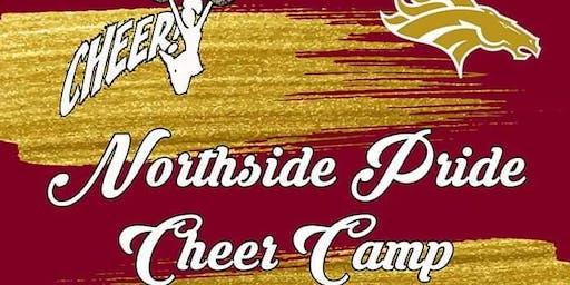 Northside Pride Cheer Camp