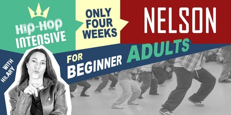 Hip-Hop / Dancehall for Beginner Adults - NELSON tickets