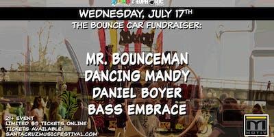 Bounce Car Fundraiser: Mr. Bounceman, Dancing Mandy, Daniel Boyer, and more