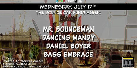 Bounce Car Fundraiser: Mr. Bounceman, Dancing Mandy, Daniel Boyer, and more tickets