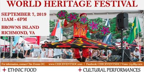 World Heritage Festival & Festival of Kites ~ Richmond, VA tickets