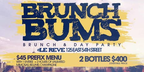 BRUNCH BUMS  tickets