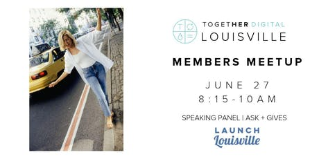 TogetherDigital Louisville June Breakfast Meetup: THE BALANCE tickets