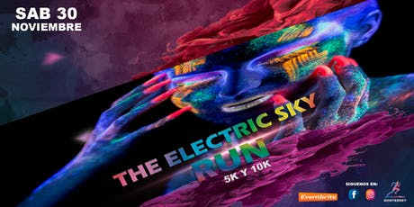 The Electric Sky RUN boletos