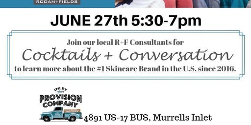 R+F Mingle on Murrells Inlet