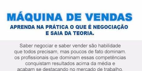 Curso Negociação Florianópolis ingressos