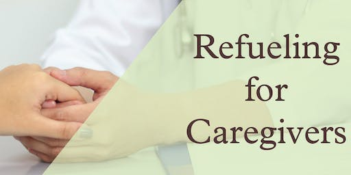 StoryPoint Troy Presents: Refueling for Caregivers