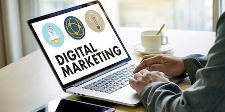 QLD - Digital marketing plans (Yeppoon) tickets