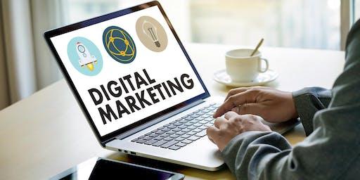 QLD - Digital marketing plans (Yeppoon) - Presented by Liam Fahey