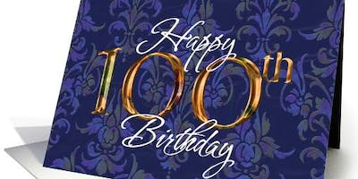 Mary Nicholson Greene's  100th Birthday Celebration