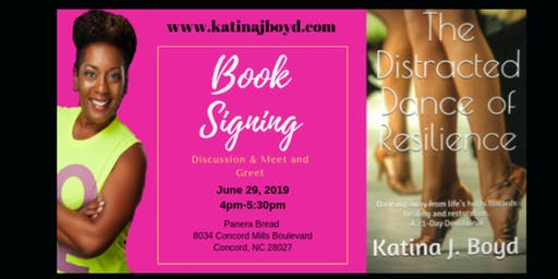 The Distracted Dance of Resilience Book Signing