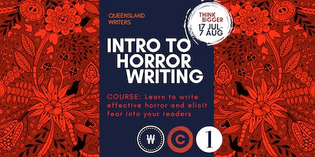 Introduction to Horror Writing with Claire Fitzpatrick tickets