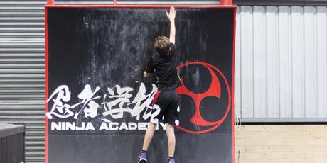 Ninja Academy at Westfield Whitford City tickets