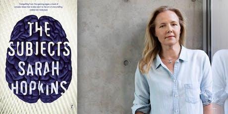 Sarah Hopkins: The Subjects tickets