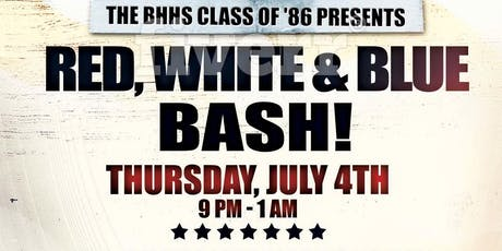 Red, White & Blue Bash! tickets