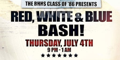 Red, White & Blue Bash!