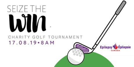 Seize the Win Charity Golf Tournament tickets