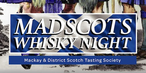 MADSCOTS Whisky Night