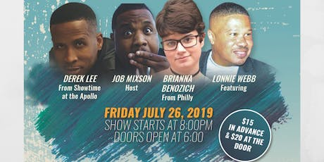 It's Just Jokes Comedy Club Show 7/26/19 tickets