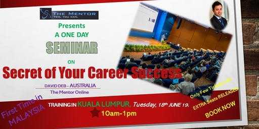 Secret of your Career Success