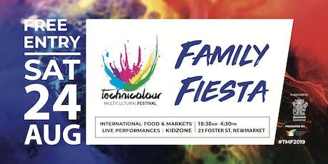 Technicolour Multicultural Festival tickets