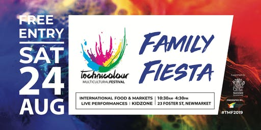 Technicolour Multicultural Festival