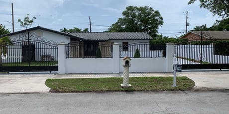 OPEN HOUSE, FULL REMODELED CORNER LOT BIG HOUSE IN  SWEETWATER MIAMI tickets
