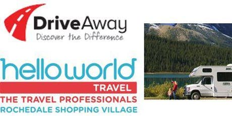 Drive your Own Way - Self Drive Holidays tickets