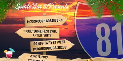 Caribbean  Festival After Party
