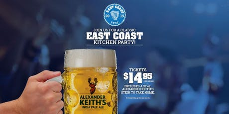 East Coast Kitchen Party tickets