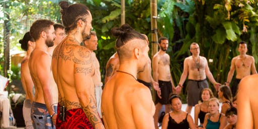 Hannover  Workshop - Sacred stance through the Maori voice