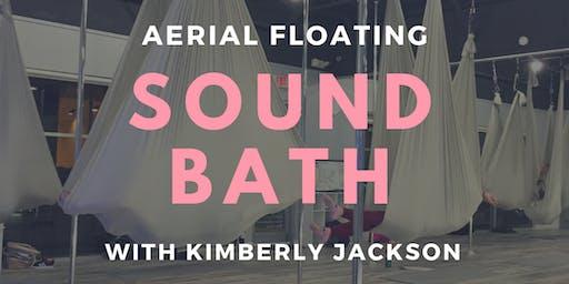 Aerial Floating Sound Bath
