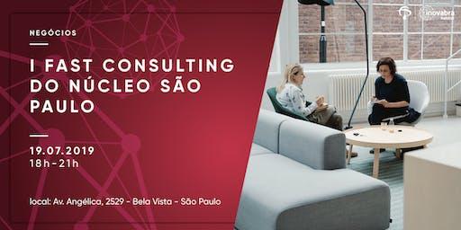 I Fast Consulting do Núcleo São Paulo