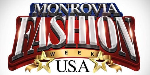 "Monrovia Fashion Week USA ""Afrofuturism"" The year of return"