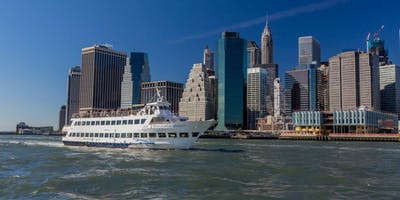 NYC #1 Dance Music Boat Party Saturday Sunset Yacht Cruise
