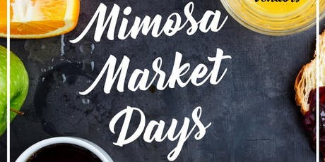 Mimosa Market Day tickets