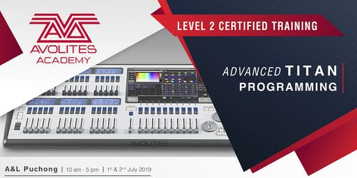 Avolites Academy Titan Level 2 (2 Days)