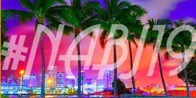 NABJ MIAMI 2019 PARTY BUS (ROUND TRIP)+ OPEN BAR/BYOB
