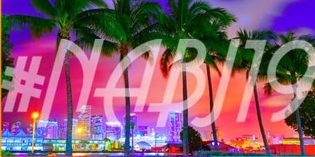 NABJ MIAMI 2019 PARTY BUS (ROUND TRIP)+ OPEN BAR/BYOB