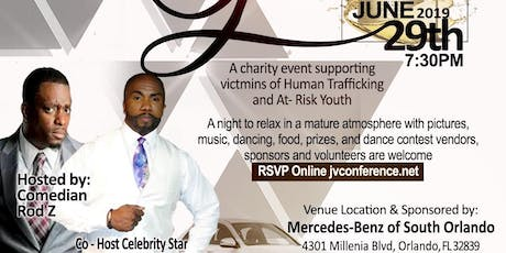 JV's Fight Human Trafficking All White Gala tickets