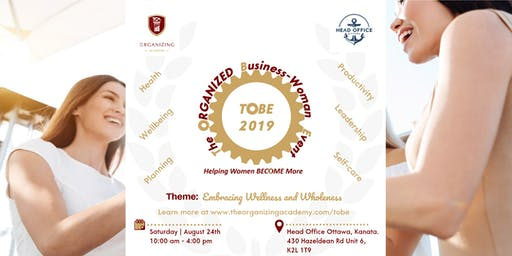 The Organized Business-Woman Event (TOBE)